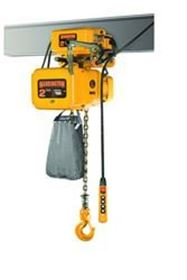 Picture for category ERM 3 Phase Electric Trolley Hoist