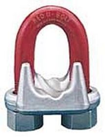 Picture for category U Bolt Wire Rope Clips