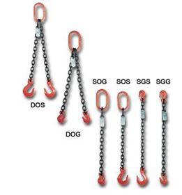 Picture for category Alloy Chain Slings