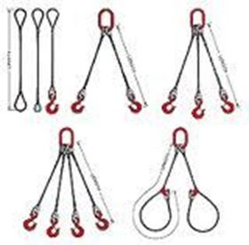 Picture for category Wire Rope Slings