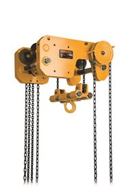 Picture for category Shb Trolley Hoist