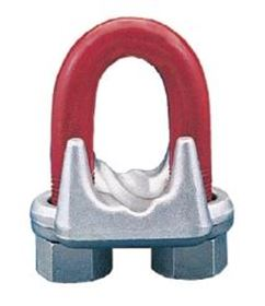 Picture for category Wire Rope Clips