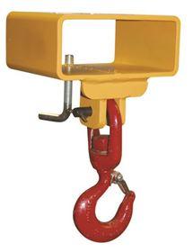 Picture for category Model 5   Single Fork Hook   Swivel